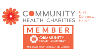Logo for Community Health Charities - Member Organization