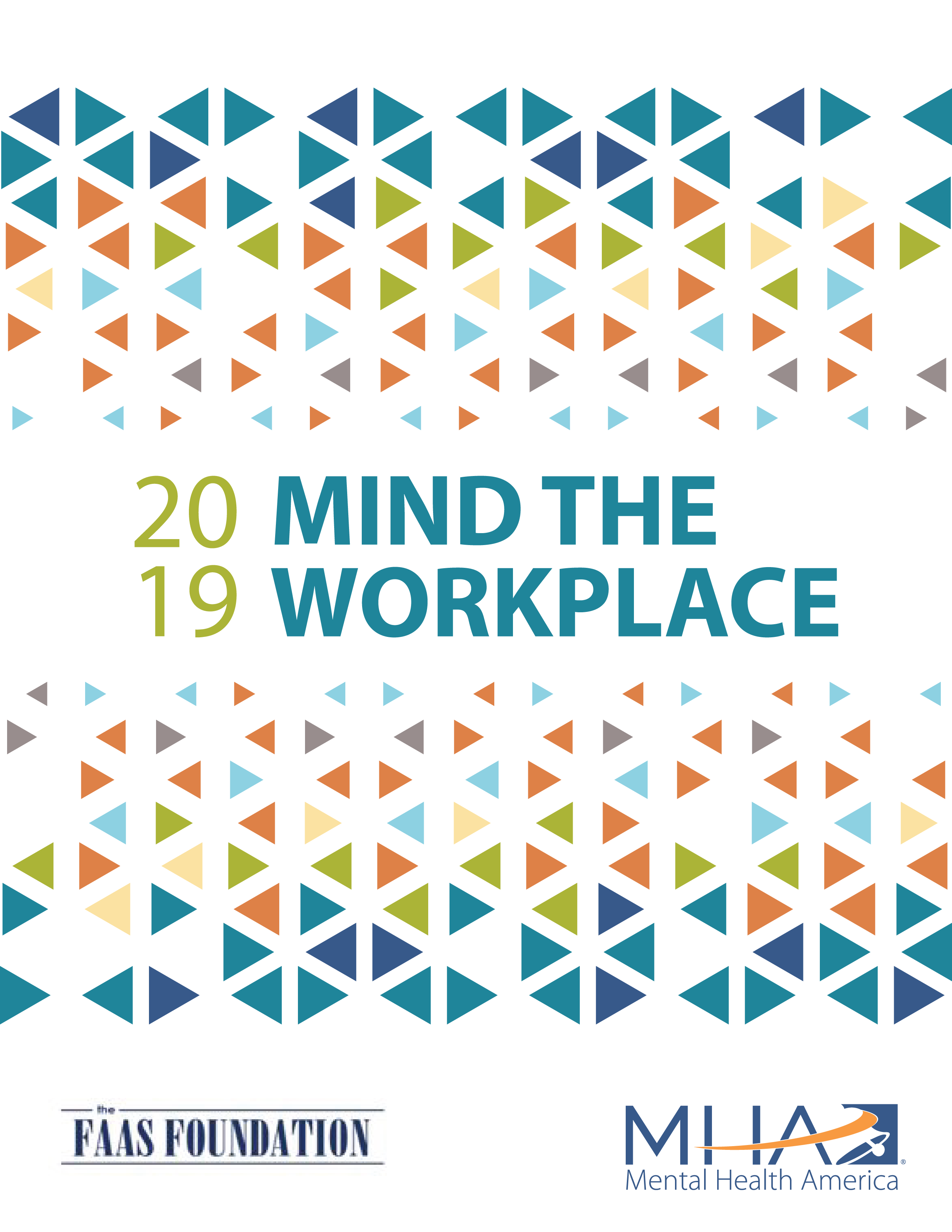 Mind the Workplace 2019 Report Cover