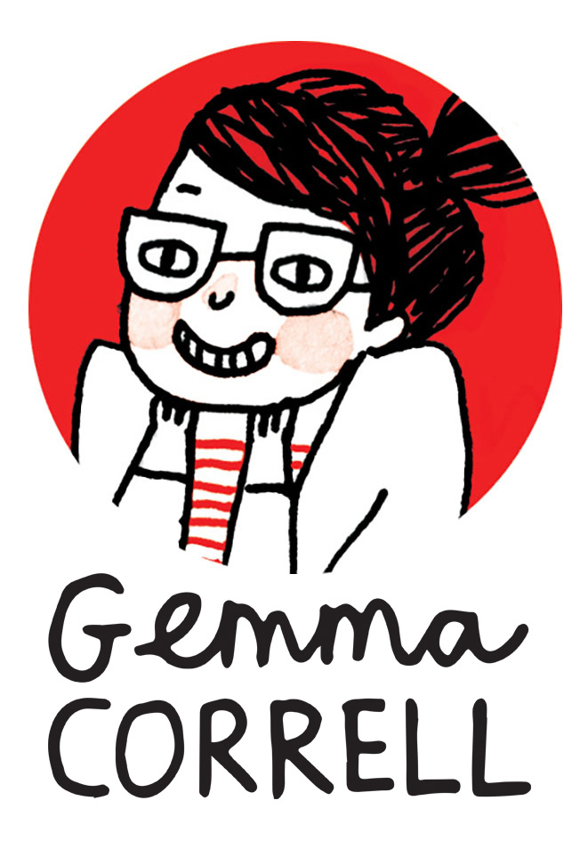 Logo for Gemma Correll