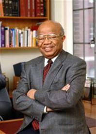 Image of Dr. Jame P. Comer