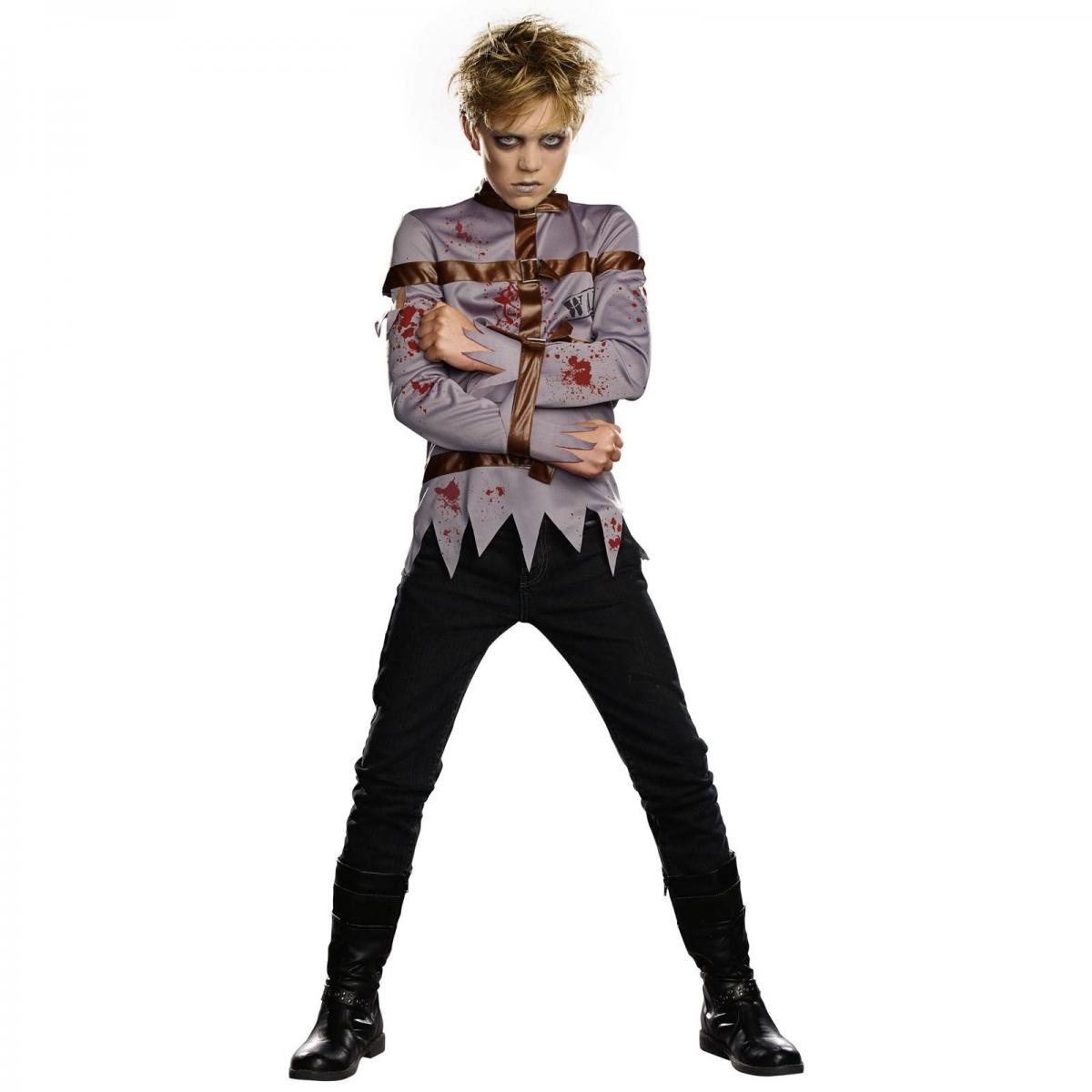 """""""Gone Mental"""" Boys Costume at Costume Express"""